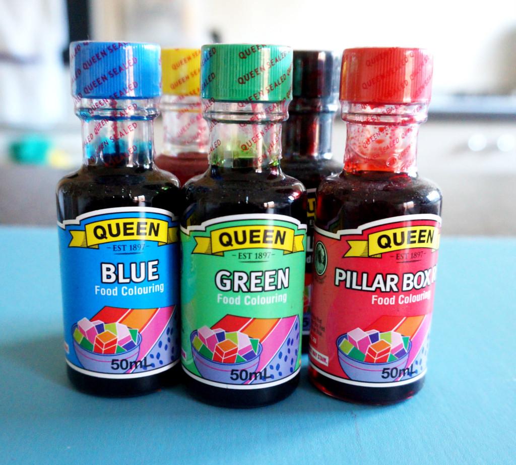 liquid food dyes